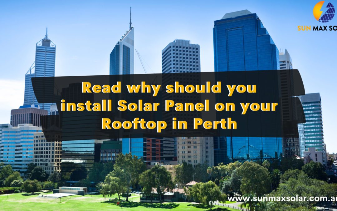 Solar Installation in Perth