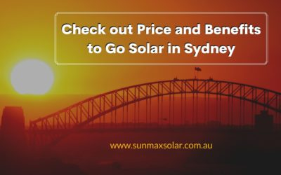 Solar Panel Installer in Sydney: Price and Benefits